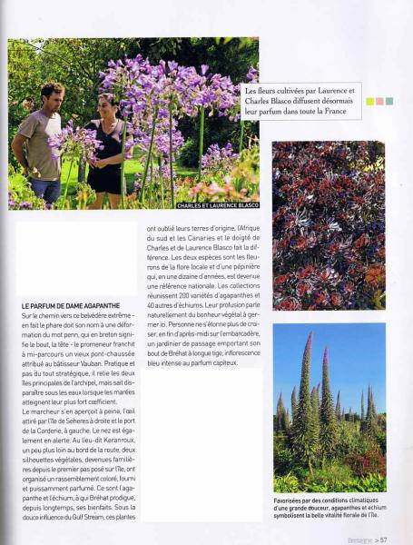 Bretagne magazine 06/2010